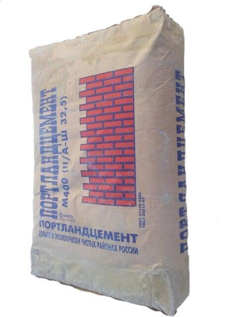 Цемент М400 в мешках — купить в СПб: цена в ПетроСтрой Трейдинг
